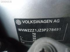 Жесткость бампера VOLKSWAGEN GOLF IV 1JAZJ Фото 4