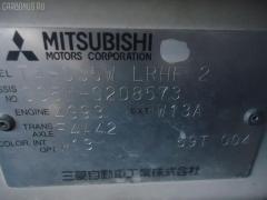 Стекло Mitsubishi Lancer cedia wagon CS5W Фото 4