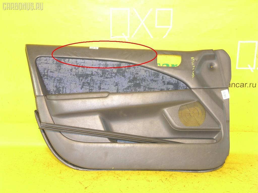 Обшивка двери TOYOTA CORONA PREMIO AT211 7A-FE Фото 1