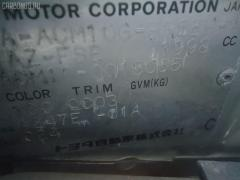 Подкрылок TOYOTA GAIA ACM10G 1AZ-FSE Фото 3