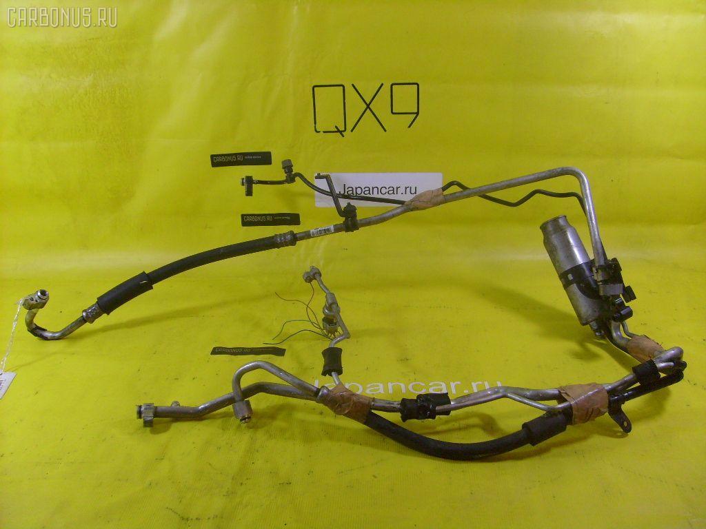 Шланг кондиционера TOYOTA CORONA EXIV ST200 4S-FE. Фото 1