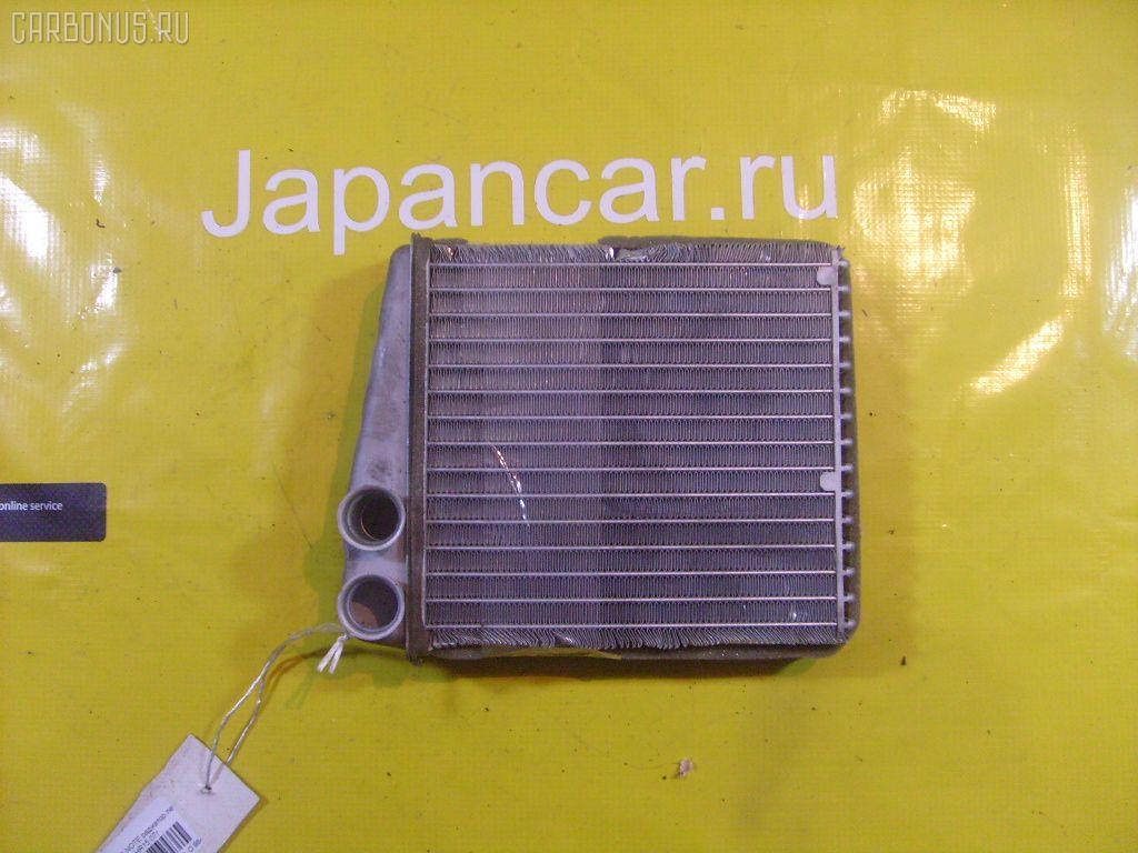 Радиатор печки NISSAN NOTE NE11 HR15DE Фото 1