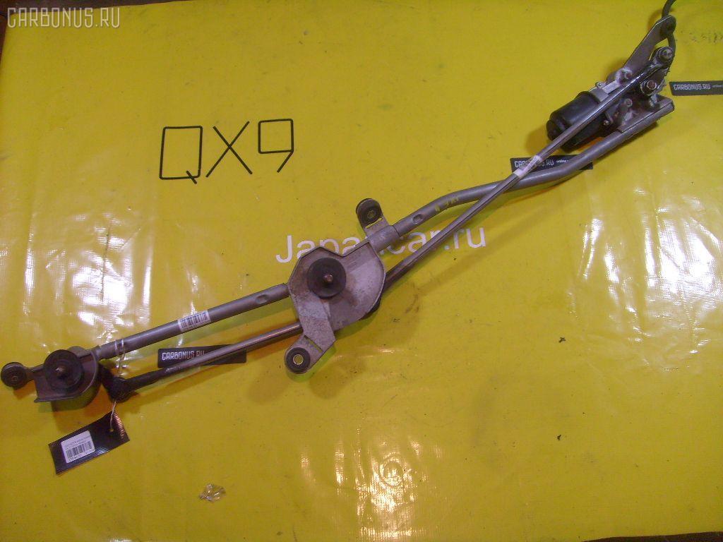 Мотор привода дворников NISSAN NOTE NE11 Фото 1