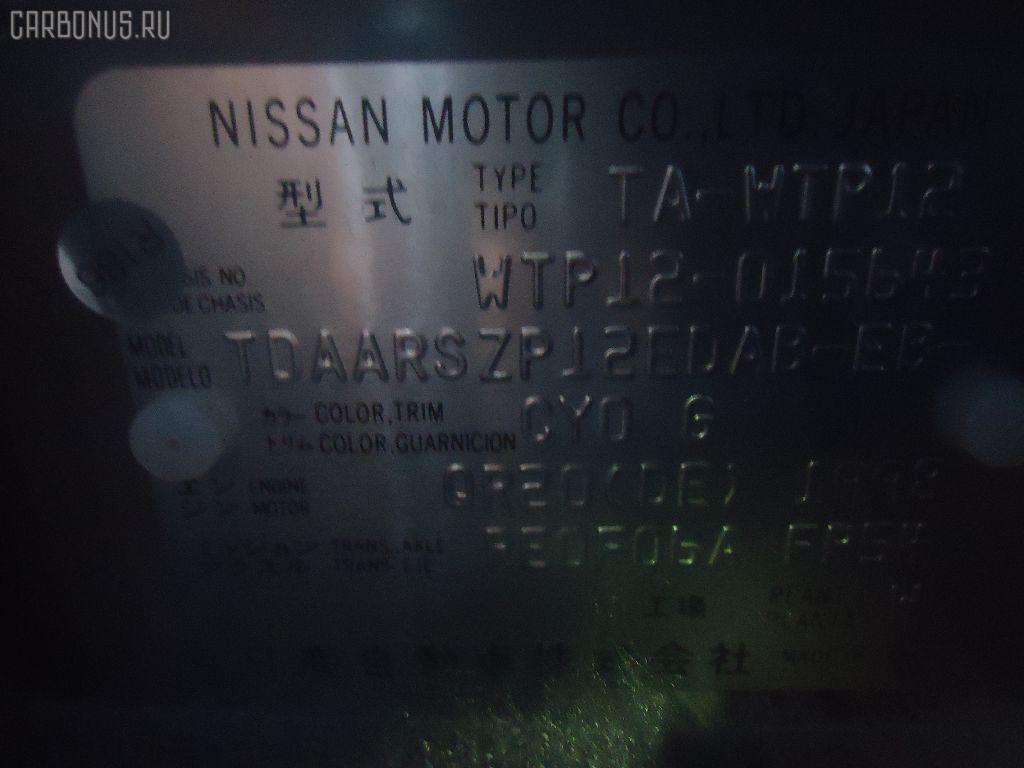Тросик на коробку передач NISSAN PRIMERA WAGON WTP12 QR20DE Фото 3