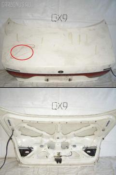 Крышка багажника MITSUBISHI GALANT E52A Фото 1