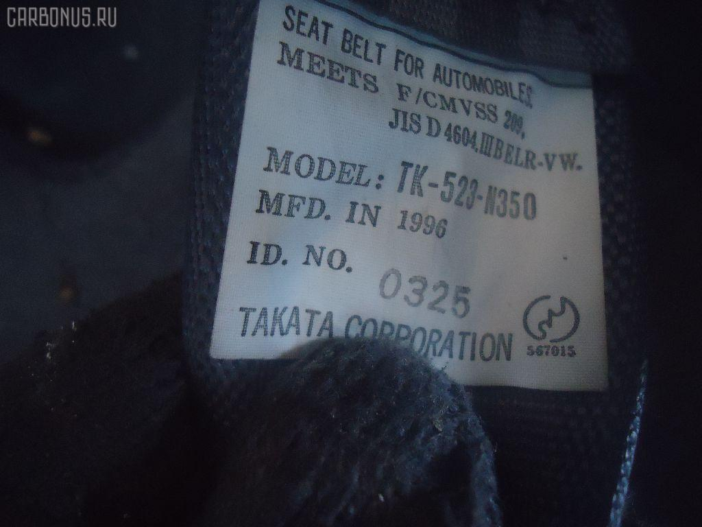 Ремень безопасности MITSUBISHI GALANT E52A 4G93 Фото 5