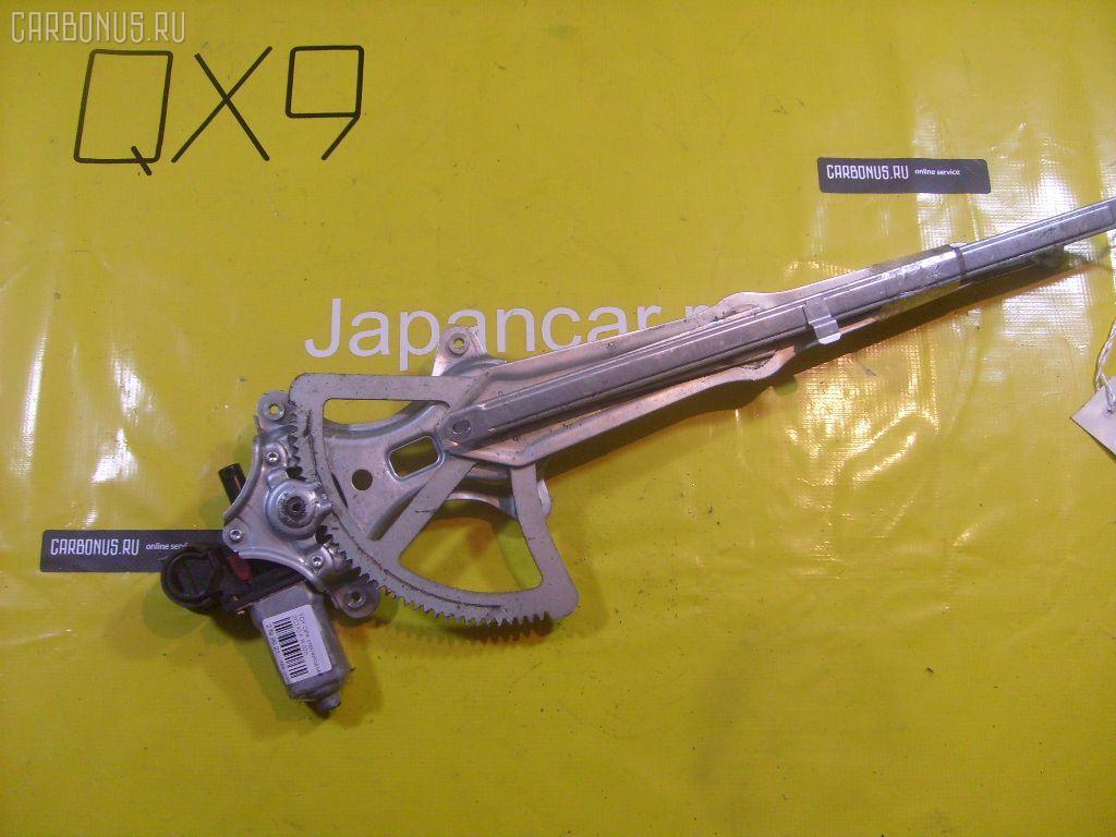 Стеклоподъемный механизм Toyota Opa ZCT10 Фото 1