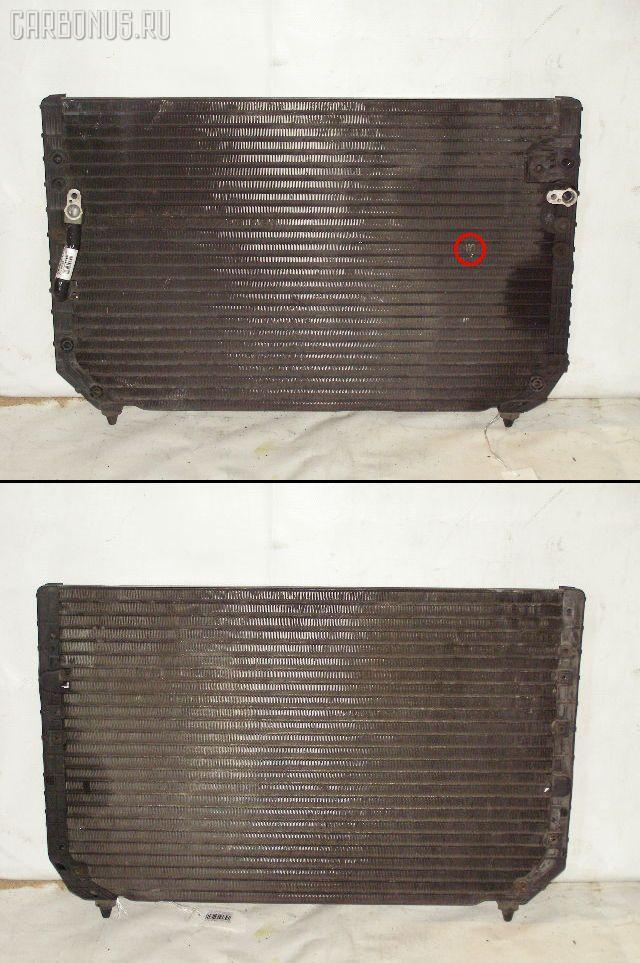 Радиатор кондиционера TOYOTA CROWN JZS141 1JZ-GE. Фото 5