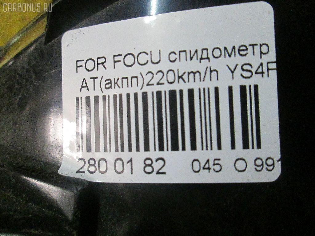 Спидометр FORD FOCUS WF0EDD EDDF Фото 3