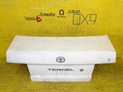 Крышка багажника TOYOTA TERCEL EL41 Фото 1