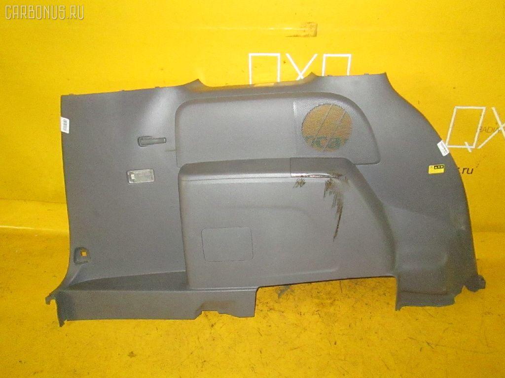 Обшивка багажника TOYOTA ISIS ANM10W 1AZ-FSE. Фото 3