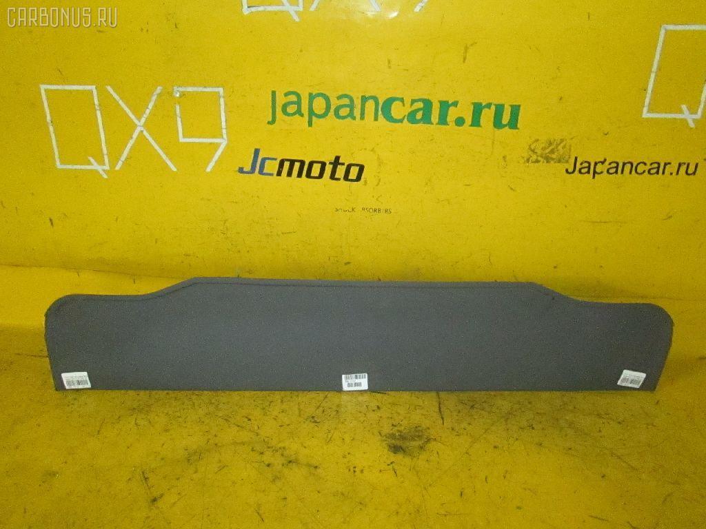 Обшивка багажника TOYOTA ISIS ANM10W 1AZ-FSE. Фото 5