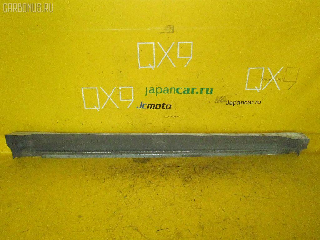 Порог кузова пластиковый ( обвес ) TOYOTA HARRIER MCU15W. Фото 2