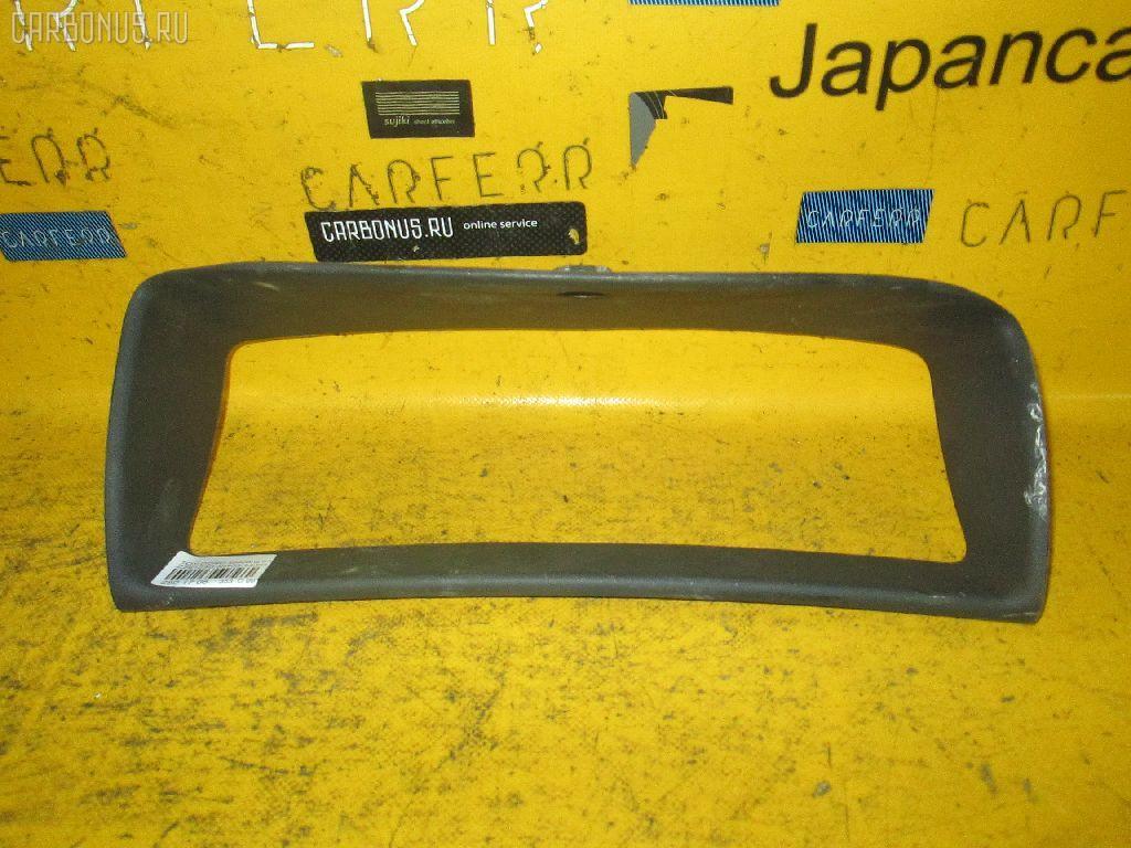 Консоль спидометра Toyota Corolla fielder ZZE123G Фото 1