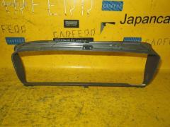 Консоль спидометра Toyota Corolla fielder ZZE123G Фото 2