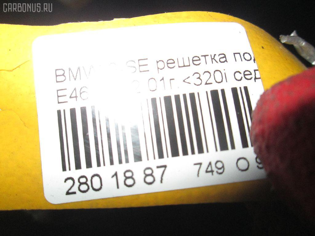 Решетка под лобовое стекло BMW 3-SERIES E46-AV12 Фото 6