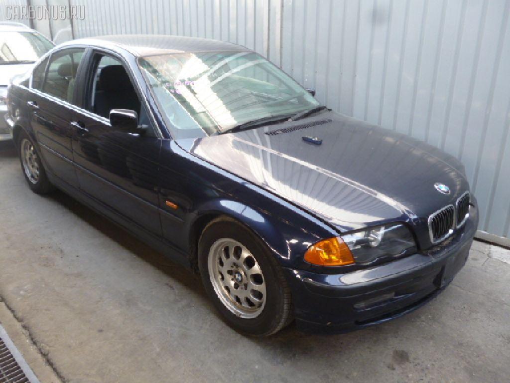 Кожух рулевой колонки BMW 3-SERIES E46-AV12 Фото 4