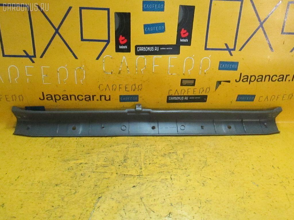 Обшивка багажника SUZUKI JIMNY WIDE JB33W G13B Фото 2