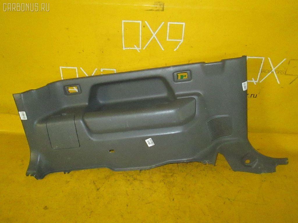 Обшивка багажника Suzuki Jimny wide JB33W G13B Фото 1