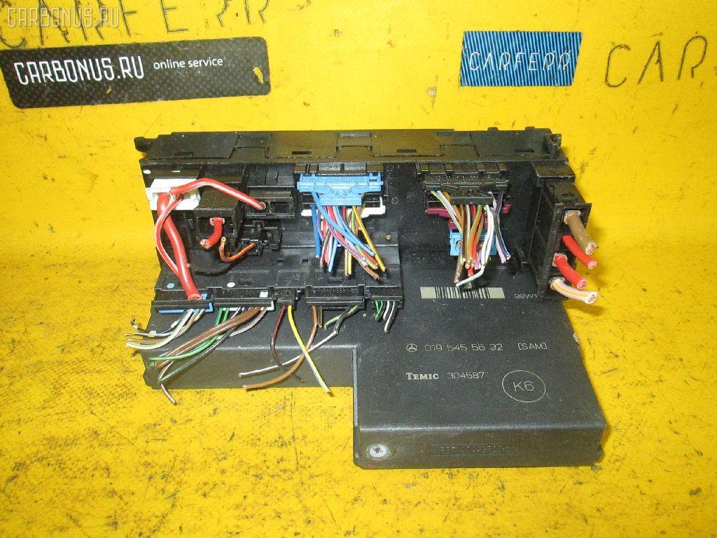 Блок предохранителей MERCEDES-BENZ E-CLASS W210.065 112.941 Фото 2