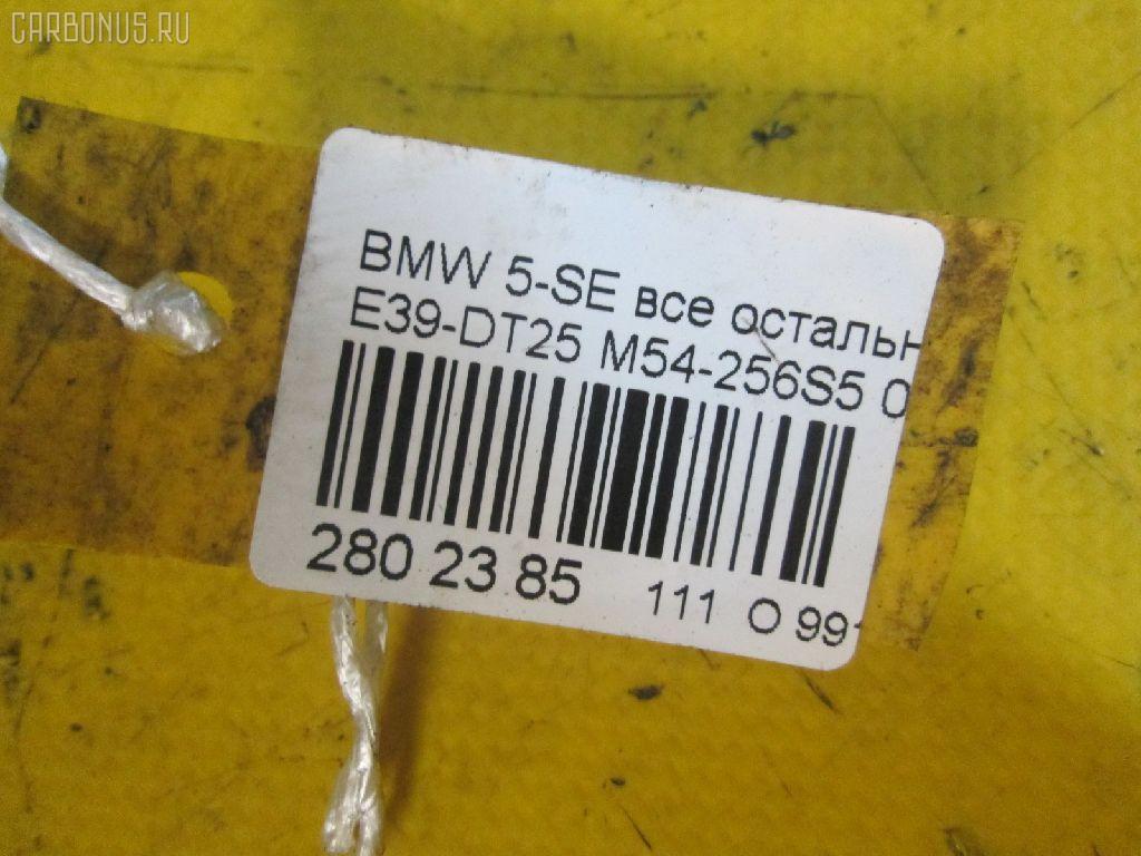 Моторчик заслонки печки BMW 5-SERIES E39-DT42 M54-256S5 Фото 9