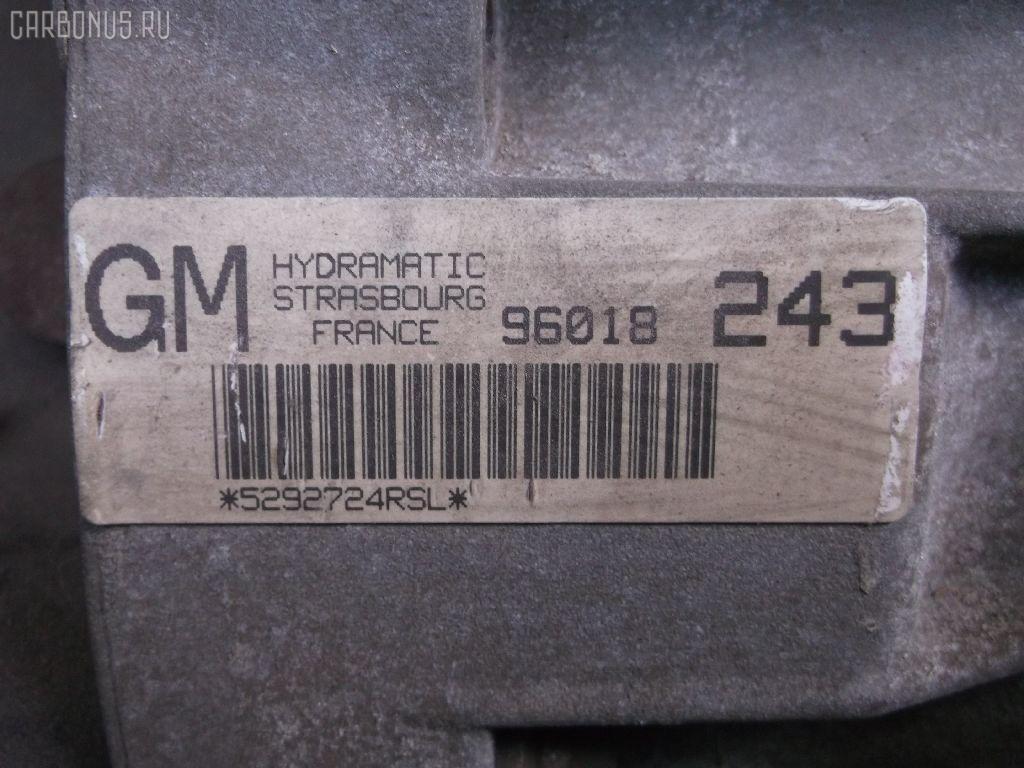 КПП автоматическая BMW 3-SERIES E36-CA02 M43-184E2 Фото 9