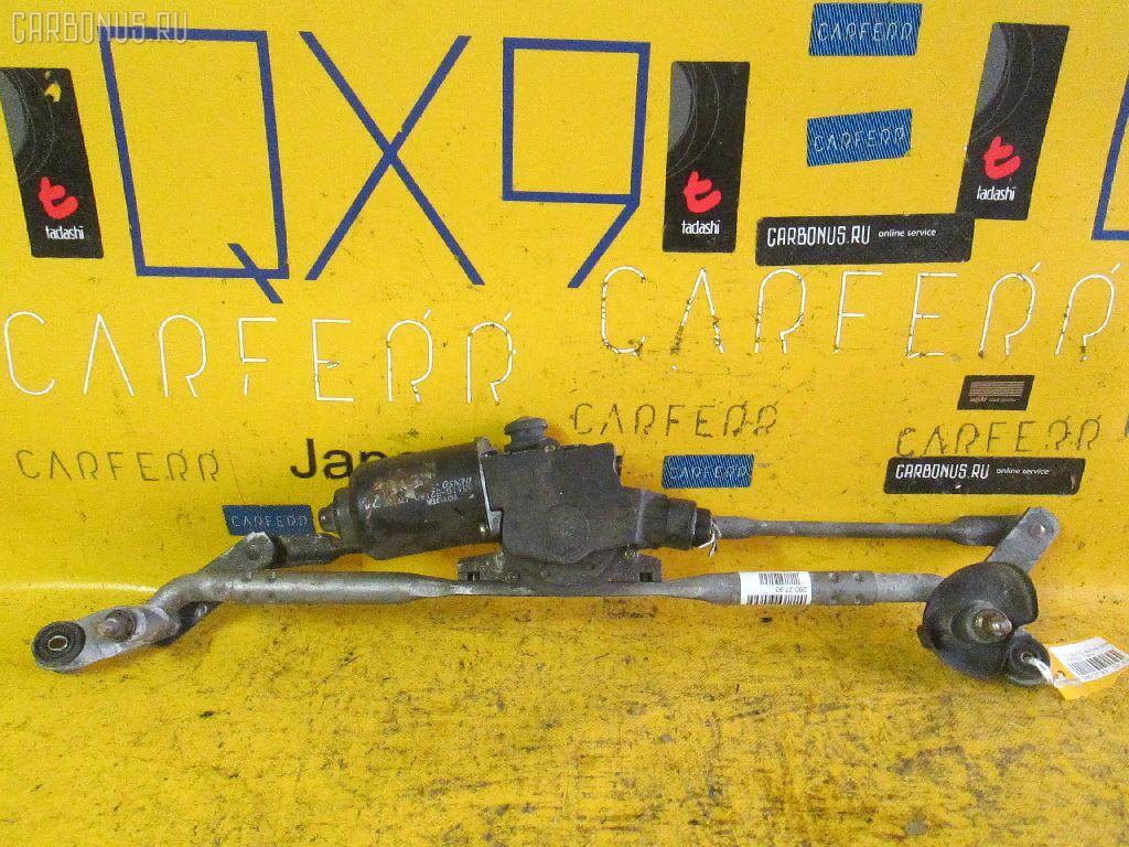 Мотор привода дворников TOYOTA SUCCEED NCP55V Фото 1