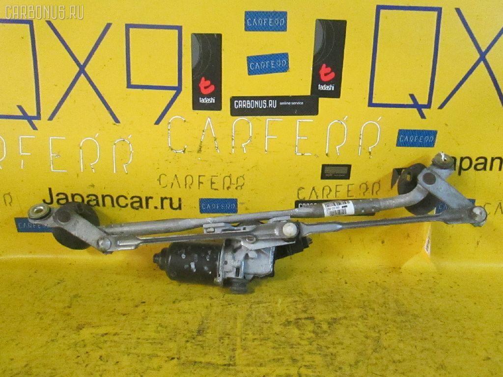Мотор привода дворников TOYOTA PROBOX NCP55V Фото 2