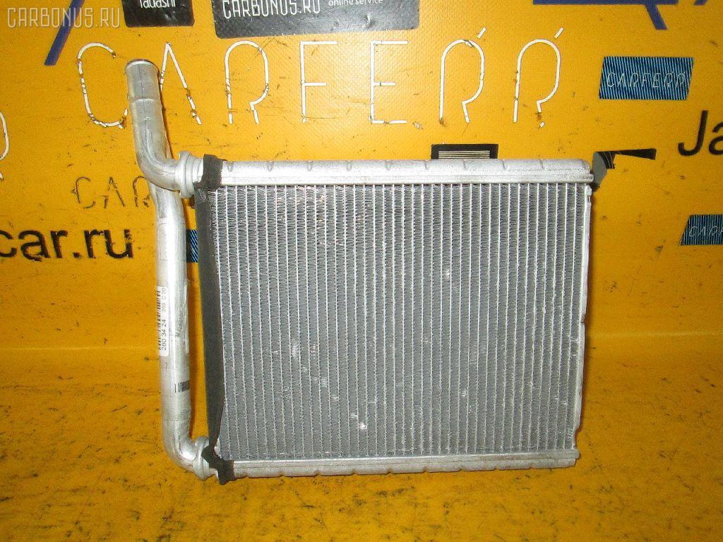 Радиатор печки TOYOTA COROLLA FIELDER NZE141G. Фото 4