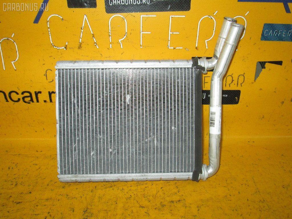 Радиатор печки TOYOTA COROLLA FIELDER NZE141G. Фото 5