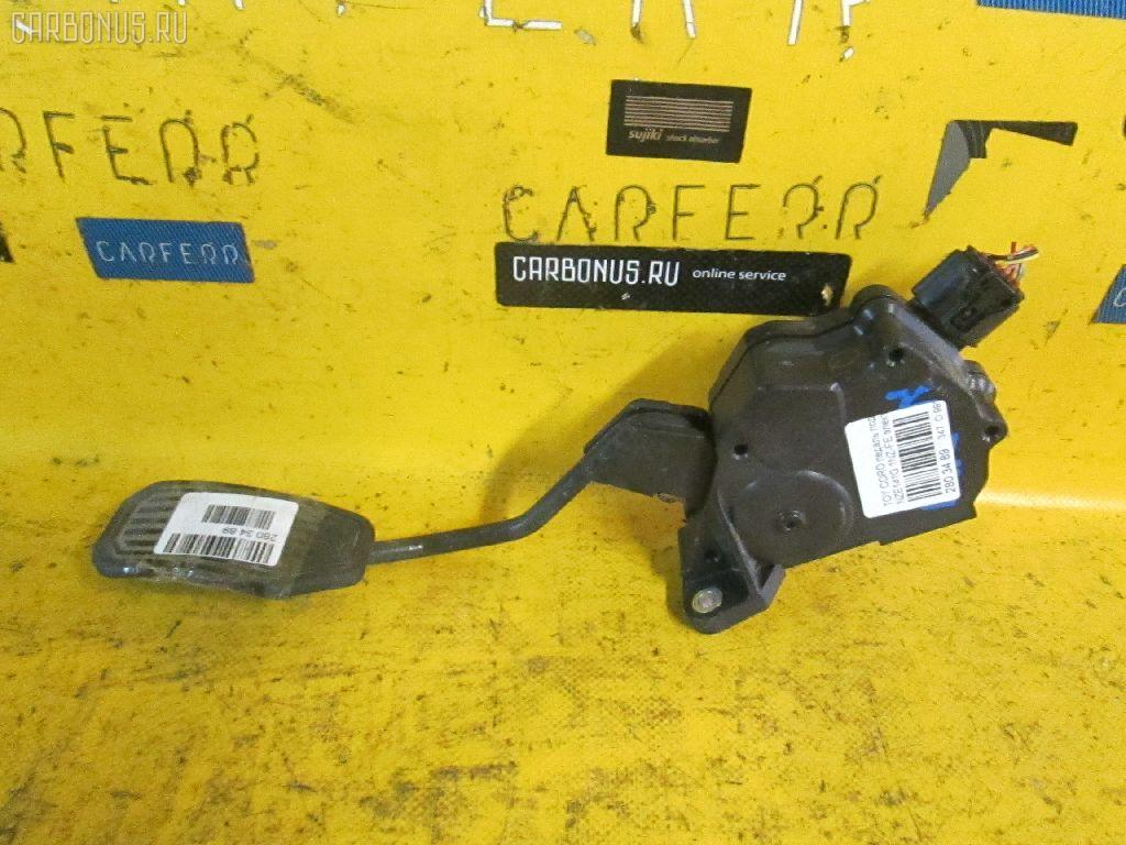 Педаль подачи топлива TOYOTA COROLLA FIELDER NZE141G 1NZ-FE Фото 3