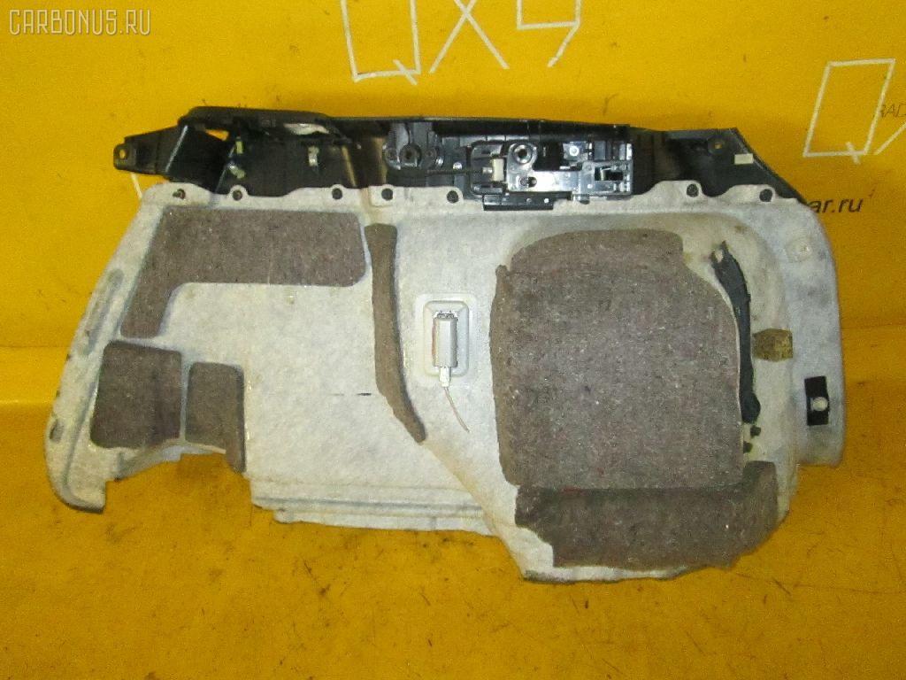 Обшивка багажника TOYOTA COROLLA FIELDER NZE141G 1NZ-FE Фото 2