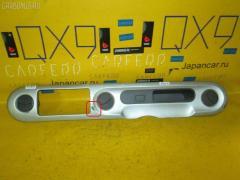 Консоль магнитофона Toyota Porte NNP11 Фото 2