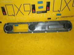 Консоль магнитофона Toyota Porte NNP11 Фото 3