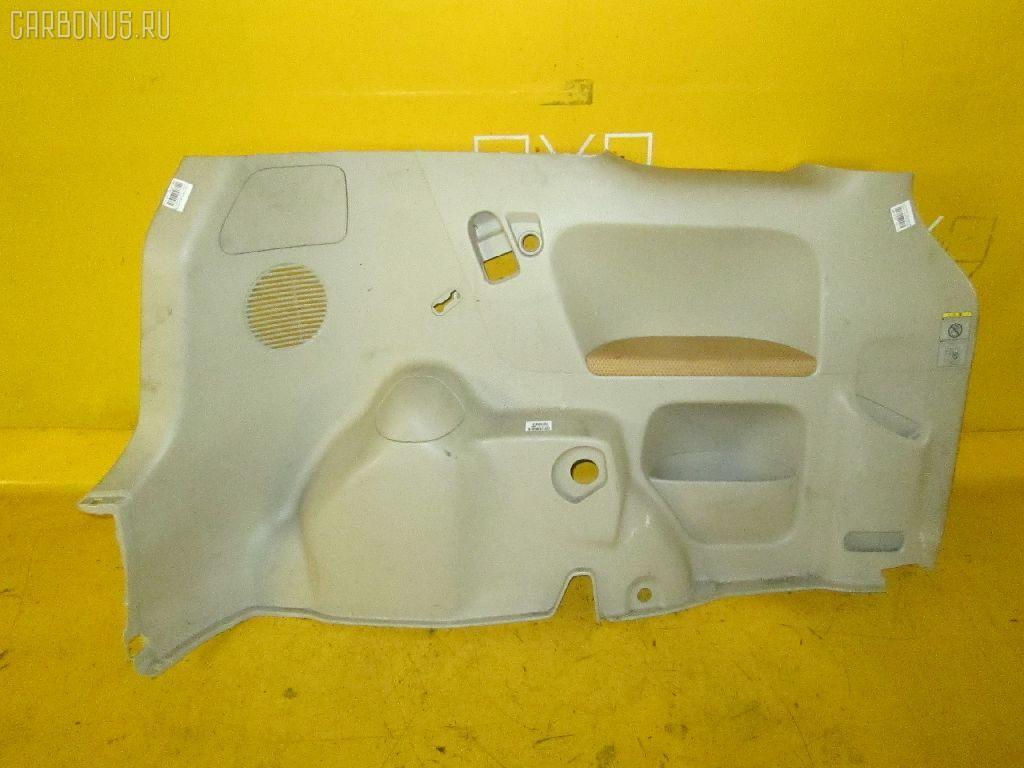 Обшивка багажника TOYOTA PORTE NNP11 1NZ-FE Фото 1