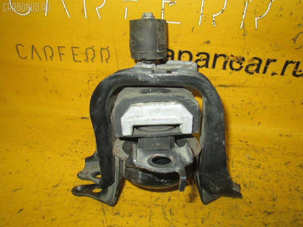 Подушка двигателя TOYOTA PORTE NNP11 1NZ-FE. Фото 1
