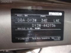 Педаль подачи топлива MAZDA DEMIO DY3W ZJ-VE Фото 5