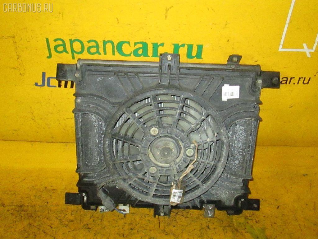 Радиатор кондиционера NISSAN VANETTE SK82V F8 Фото 2