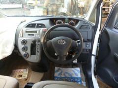 Обшивка багажника Toyota Ractis NCP105 1NZ-FE Фото 6