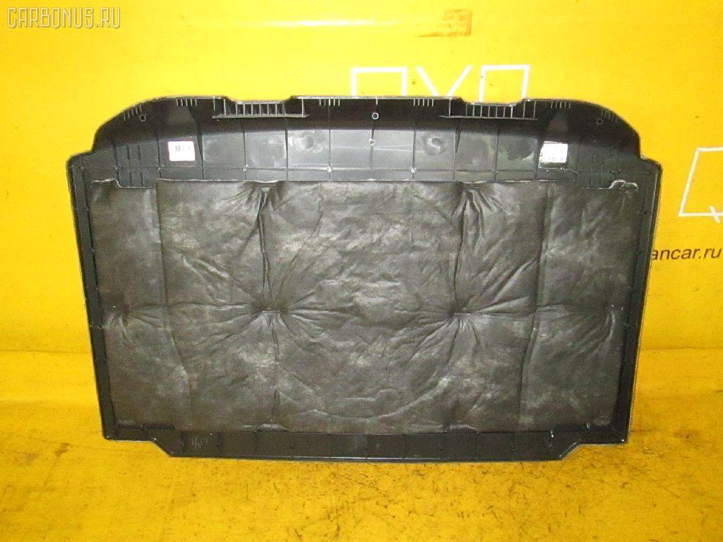 Обшивка багажника TOYOTA RACTIS NCP105 1NZ-FE Фото 2