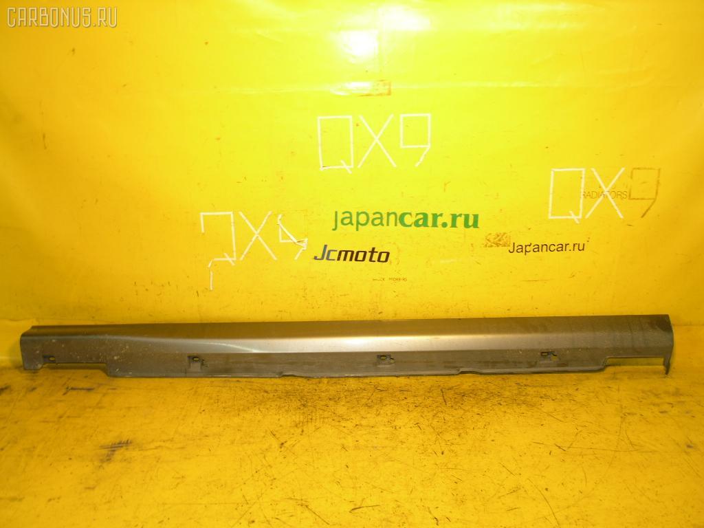 Порог кузова пластиковый ( обвес ) HONDA INTEGRA DC5. Фото 4