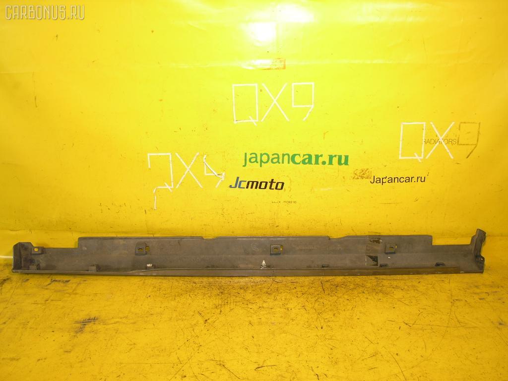 Порог кузова пластиковый ( обвес ) HONDA INTEGRA DC5. Фото 5