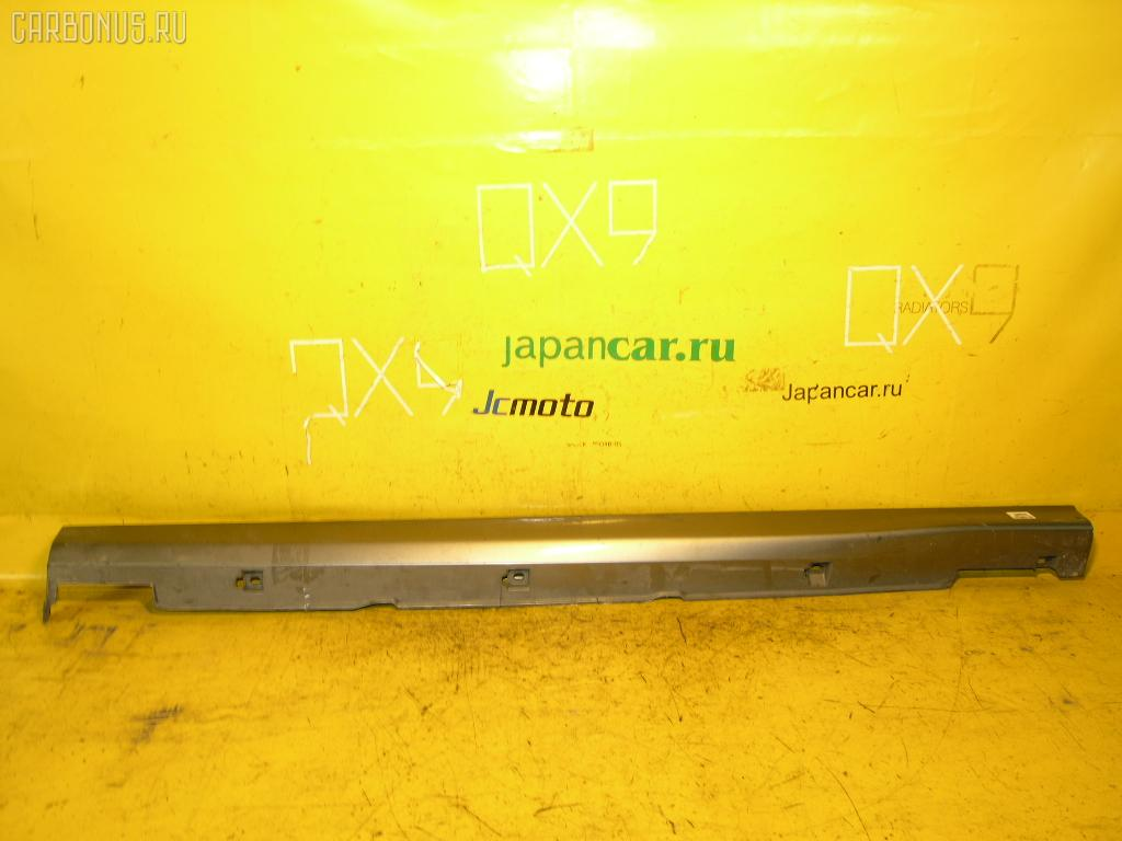 Порог кузова пластиковый ( обвес ) HONDA INTEGRA DC5. Фото 6
