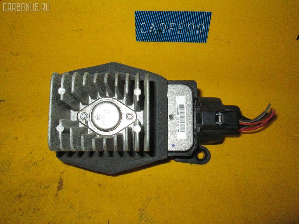 Регулятор скорости мотора отопителя FORD USA EXPLORER III 1FMDU73 XS Фото 1