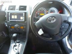 Решетка под лобовое стекло Toyota Corolla fielder ZRE142G Фото 5