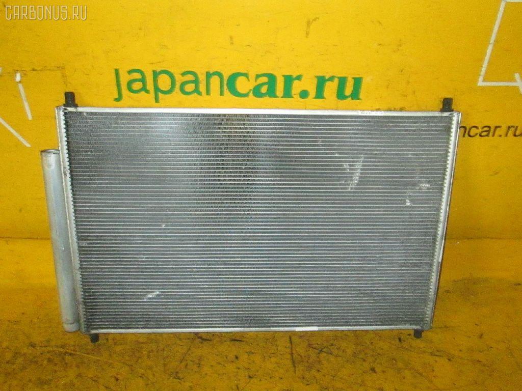 Радиатор кондиционера TOYOTA COROLLA FIELDER NZE141G 1NZ-FE. Фото 1