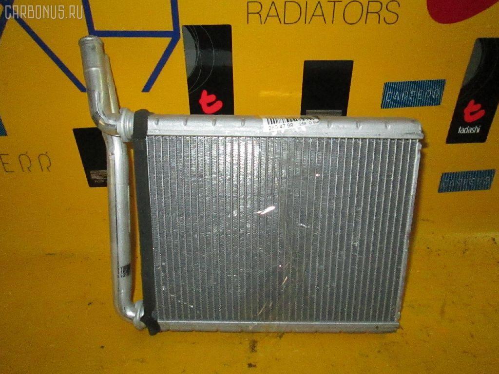 Радиатор печки TOYOTA COROLLA FIELDER NZE141G. Фото 6