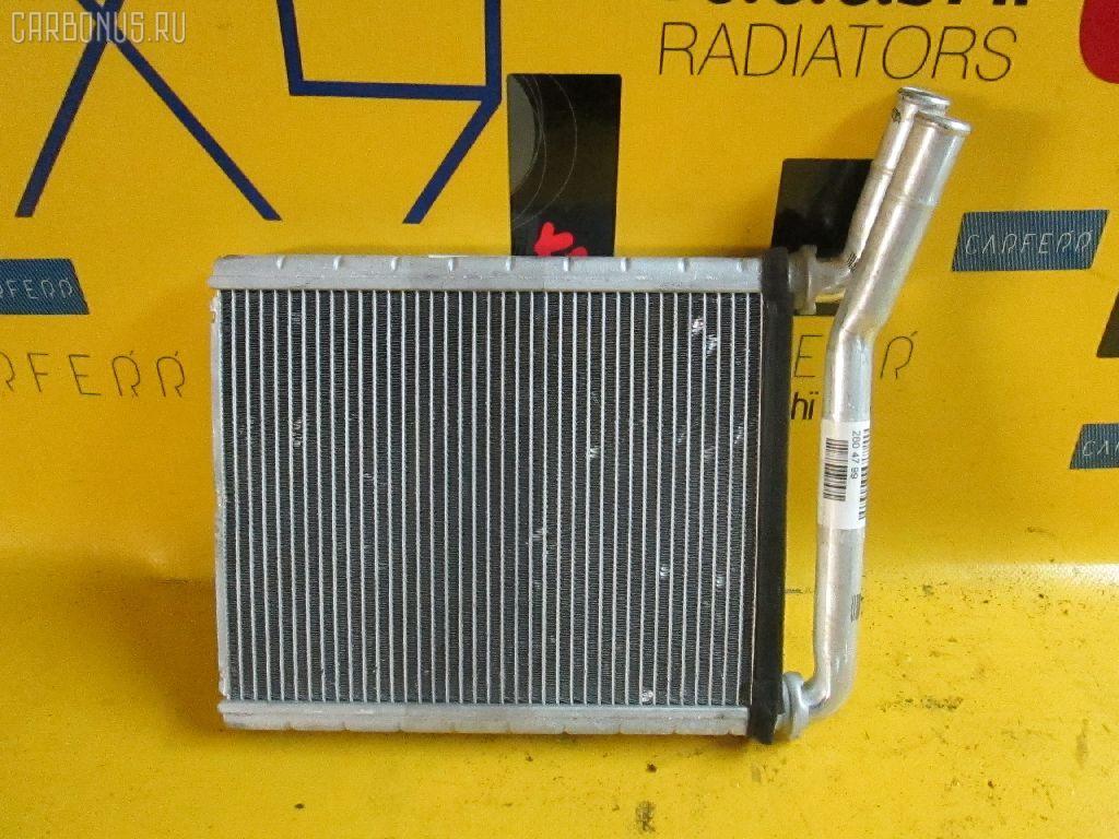 Радиатор печки TOYOTA COROLLA FIELDER NZE141G. Фото 7