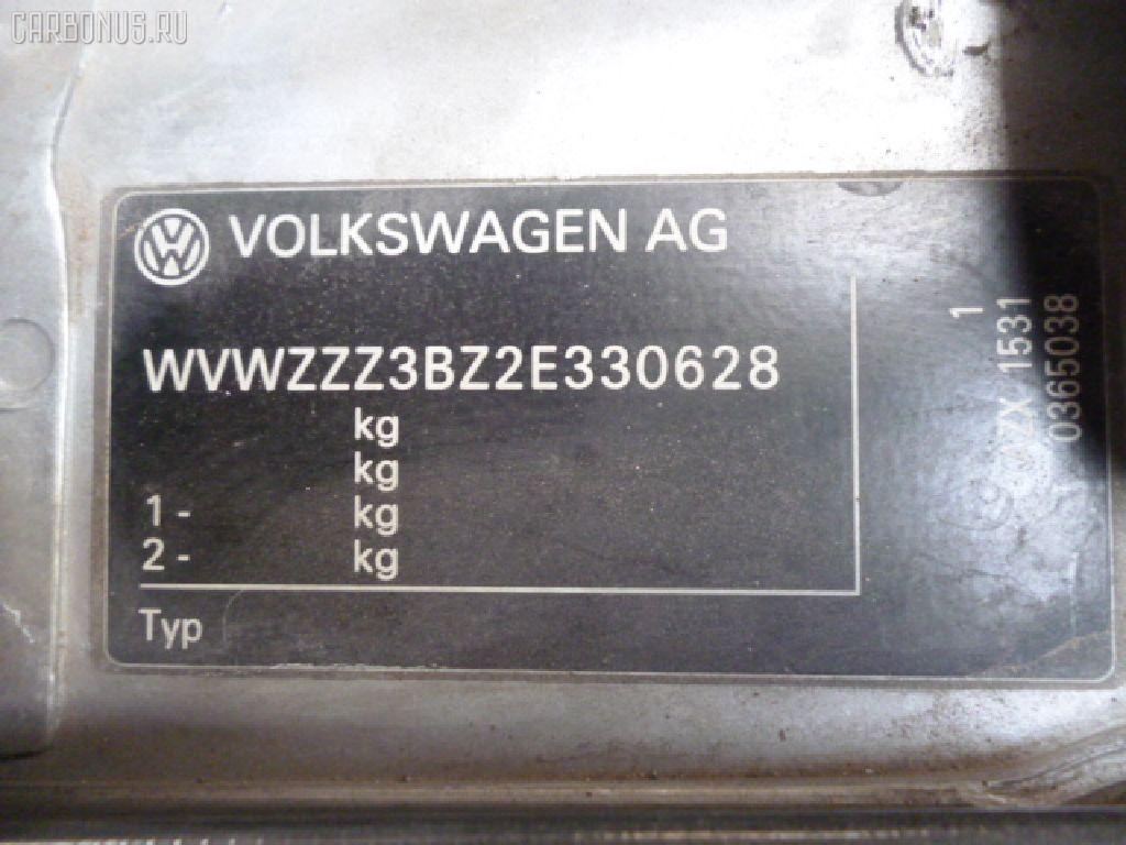 Обшивка багажника VOLKSWAGEN PASSAT VARIANT 3BAZX Фото 2
