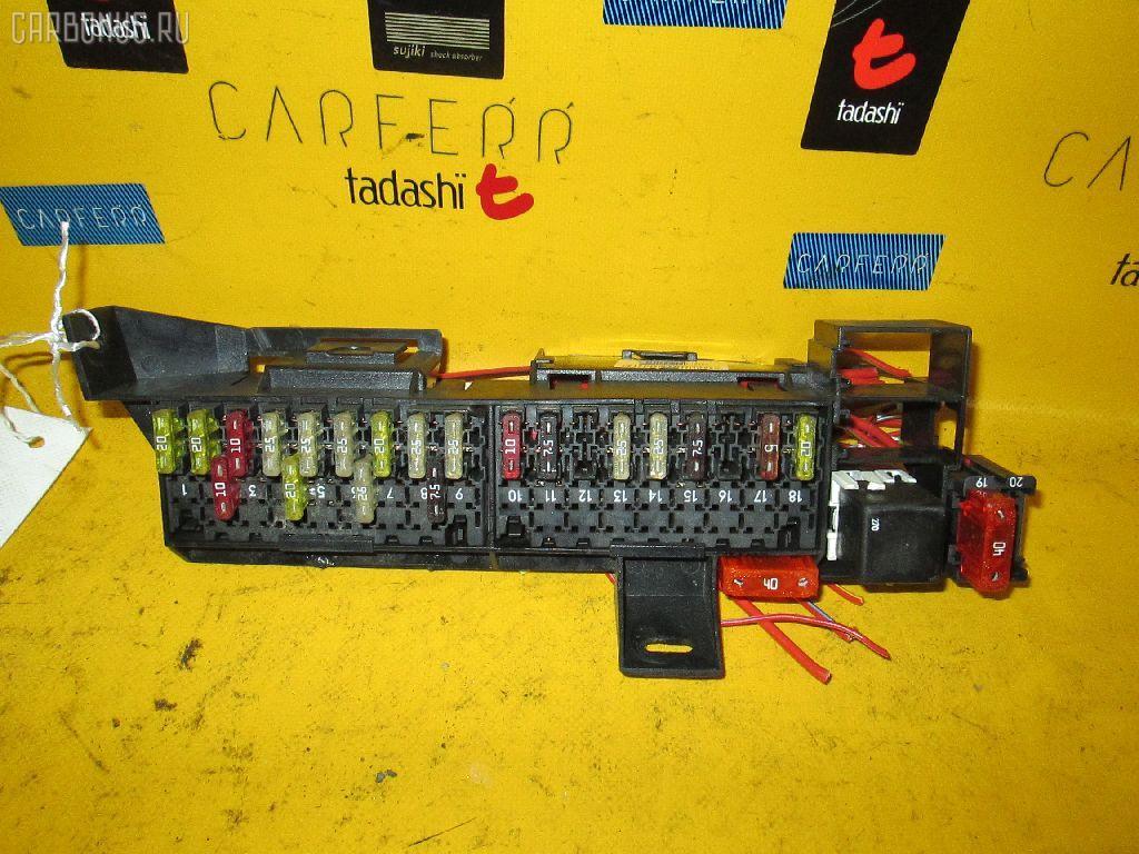 Блок предохранителей MERCEDES-BENZ E-CLASS STATION WAGON S210.282 112.941 Фото 1